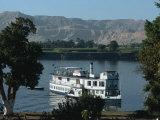 Nile Steamer, Egypt, North Africa, Africa Photographic Print by Ross John