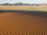 Sand Dune, Wolvedans, Namib Rand Nature Reserve, Namibia, Africa Photographic Print by Milse Thorsten