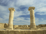 Ruins of a Greek or Alexandrian Settlement, Failaka Island, Kuwait, Middle East Photographic Print by Ryan Peter