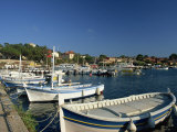 Harbour, Ile De Porquerolles, Near Hyeres, Var, Cote D&#39;Azur, Provence, France, Mediterranean Photographic Print by Tomlinson Ruth