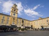 Piazza Garibaldi, Parma, Emilia-Romagna, Italy, Europe Photographic Print by Pitamitz Sergio