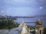 Baku, Azerbaijan, Central Asia Photographic Print by Olivieri Oliviero