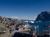 Ummannaq, Greenland, Polar Regions Photographic Print by Milse Thorsten