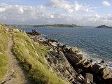 Saint Sanson En Plouganou, North Finistere, Brittany, France, Europe Photographic Print by De Mann Jean-Pierre
