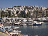 Zea Marina, Piraeus, Athens, Greece, Europe Photographic Print by Richardson Rolf