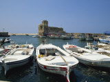 Harbour, Byblos, Lebanon, Middle East Photographic Print by O'callaghan Jane