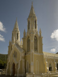 El Valle Church, Margarita Island, Venezuela, South America Photographic Print by Richardson Rolf