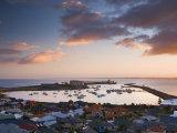 Marina, Bunbury, Western Australia, Australia, Pacific Photographic Print by Schlenker Jochen