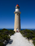 Lighthouse, Cape De Couedic, Kangaroo Island, South Australia, Australia Photographic Print by Milse Thorsten