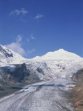 Grossglockner Glacier, Hohe Tauern National Park, Austrian Alps, Austria Photographic Print by Teegan Tom