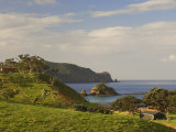 Coastline, Bay of Islands, North Island, New Zealand, Pacific Photographic Print by Schlenker Jochen