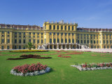 Schonbrunn Palace, UNESCO World Heritage Site, Vienna, Austria, Europe Photographic Print by Rainford Roy