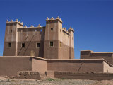 Exterior of the Kasbah, Boumalne Du Dades, Morocco, North Africa, Africa Photographic Print by Thouvenin Guy