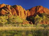 Bungle Bungle, Purnululu National Park, Kimberley, Western Australia, Australia, Pacific Photographic Print by Schlenker Jochen