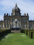 Castle Howard, Location of Brideshead Revisited, Yorkshire, England, United Kingdom, Europe Photographic Print by Woolfitt Adam