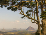 Glass House Mountains, Queensland, Australia, Pacific Photographic Print by Schlenker Jochen