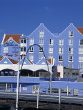 Waterfront Hotel and Casino, Willemstad, Curacao, Netherlands Antilles, West Indies, Caribbean Photographic Print by Tovy Adina