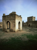 Temple of Atesgah, Zoroastrian Cult, Baku, Azerbaijan, Central Asia Photographic Print by Olivieri Oliviero