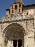Moissac Abbey, Tarn-et-Garonne, Midi Pyrenees, France, Europe Photographic Print by Richardson Rolf