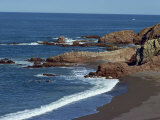 Coastline Near Cherchell, Algeria, North Africa, Africa Photographic Print by Rawlings Walter