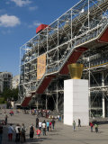 Centre Georges Pompidou, Beaubourg, Paris, France, Europe Photographic Print by Pitamitz Sergio
