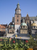 Wawel Castle, Wawel Hill, Krakow, Poland, Europe Photographic Print by Jane Sweeney