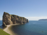 Perce, Gaspe Peninsula, Province of Quebec, Canada, North America Photographic Print by Snell Michael
