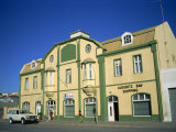 Building, Luderitz, Namibia, Africa Photographic Print by Renner Geoff