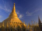 Shwedagon Pagoda, Yangon, Myanmar Photographic Print by Schlenker Jochen