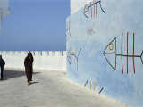 City Walls, Old Town, Asilah, Morocco, North Africa, Africa Photographic Print by Thouvenin Guy