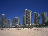 Surfers Paradise, Gold Coast, Queensland, Australia, Pacific Photographic Print by Wilson Ken
