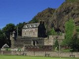 Dumbarton Castle, Scotland, United Kingdom, Europe Photographic Print by Woolfitt Adam