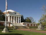 University of Virginia, Charlottesville, Virginia, United States of America, North America Photographic Print by Snell Michael