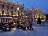Place Stanislas, Dating from the 18th Century, Nancy, Meurthe Et Moselle, Lorraine, France Photographic Print by De Mann Jean-Pierre