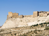 Crusader Fort, Kerak, Jordan, Middle East Photographic Print by Tondini Nico