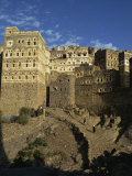 Manakhat Village, S'Ana Province, Yemen, Middle East Photographic Print by Traverso Doug