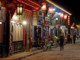 Pingyao, a Historic City Preserved as it Was in the Qing Dynasty, Shanxi, China Photographic Print by De Mann Jean-Pierre