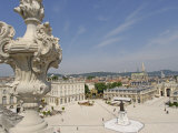 Place Stanislas, Formerly Place Royale, Nancy, Meurthe Et Moselle, Lorraine, France Photographic Print by De Mann Jean-Pierre