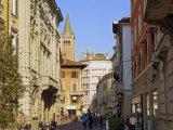 Via Melloni, Parma, Emilia Romagna, Italy, Europe Photographic Print by Tondini Nico