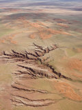 Aerial Photo of Namib Naukluft National Park, Namibia, Africa Photographic Print by Milse Thorsten