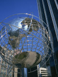 Columbus Circle, Central Park West, New York City, New York, Unit6Ed States of America Photographic Print by Renner Geoff