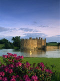 Leeds Castle, Kent, England, United Kingdom, Europe Photographic Print by Woolfitt Adam