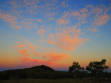Sunset Along the Spring Creek Track, Kimberley, Western Australia, Australia, Pacific Photographic Print by Schlenker Jochen