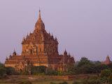Hti-Lo-Min-Lo, Bagan, Myanmar Photographic Print by Schlenker Jochen