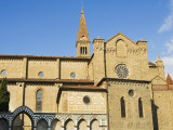 Church of Santa Maria Novella, Florence, UNESCO World Heritage Site, Tuscany, Italy, Europe Photographic Print by Tondini Nico
