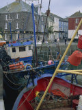 Padstow, Cornwall, England, United Kingdom, Europe Photographic Print by Woolfitt Adam