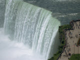 Horseshoe Falls, Niagara, Ontario, Canada Photographic Print by Waltham Tony