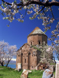 Armenian Church of the Holy Cross on Akdamar Island in Lake Van, Anatolia, Eastern Turkey Minor Photographic Print by Woolfitt Adam