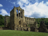 Riveaulx Abbey, Yorkshire, England, United Kingdom, Europe Photographic Print by Woolfitt Adam