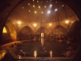 Kiraly Baths, Budapest, Hungary, Europe Photographic Print by Woolfitt Adam